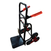 3 wheel hand trolley for climbing stairs convertible teleslopic HT2086A