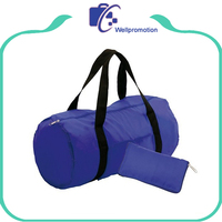 Wholesale fashion custom foldable travel duffel bag