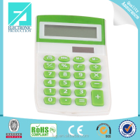 Fupu high quality desktop solar calcualtor 8 digit calculator for sale