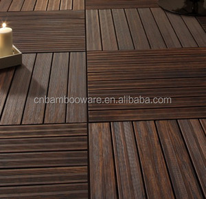 2016 Outdecking Compressed Waterproof Bamboo Flooring