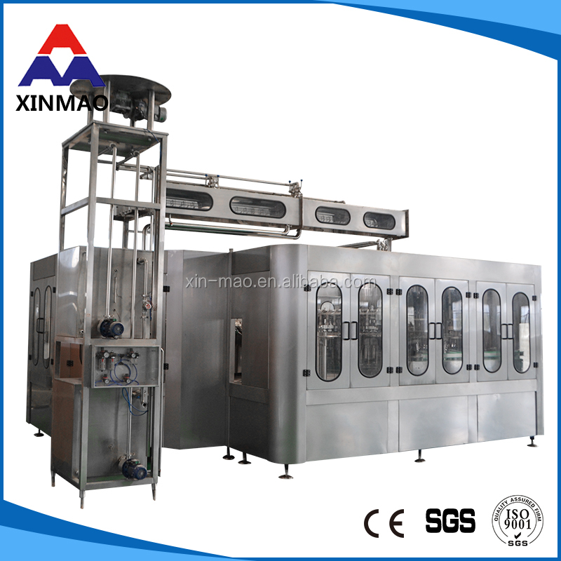 Completely Automatic Food Beverage Plant Automatic