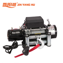 Best selling 8000 lb 12v electric winch,4x4 off-road electric winch