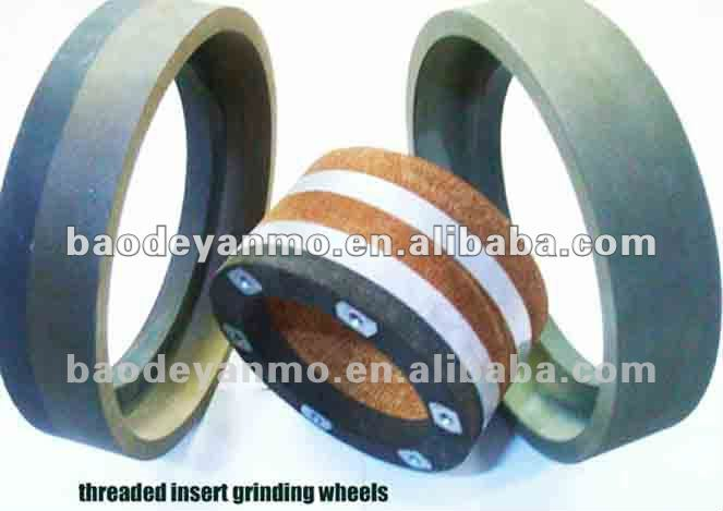air condition compressor screw grinding wheel