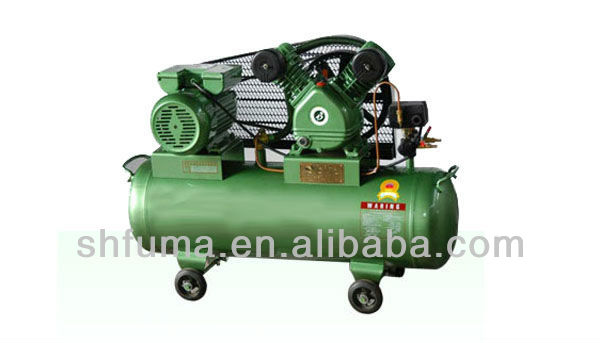 V-0.12 7 40L With Air Tank And Air Dryer Energy Saving Air Compressor (1.1kw,0.75hp) for Wood Working