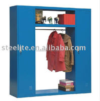 over-the-door beauty armoire / clothes cabinet armoire