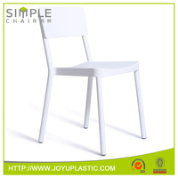 Wholesale price cheap modern plastic chair restaurant dining chair