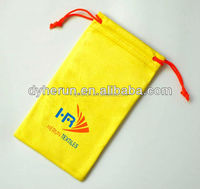 small cloth drawstring bags