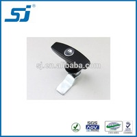 Ningbo Shengjiu Black powder coating Swing Handle lock MS324-2