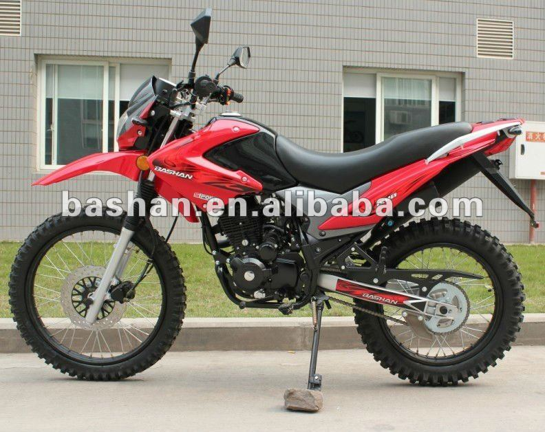 2015 hot sell 200cc dirt bike(off road) BS200GY-18V
