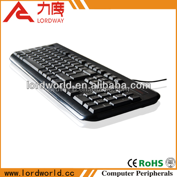 popular items latest christmas computer accessories for lablet usb wired silicone keyboard for laptop dell