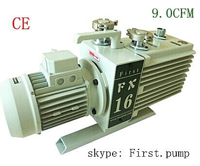 vacuum pump for electric bulbs/ 9cfm/ 0.0004mbar/ CE