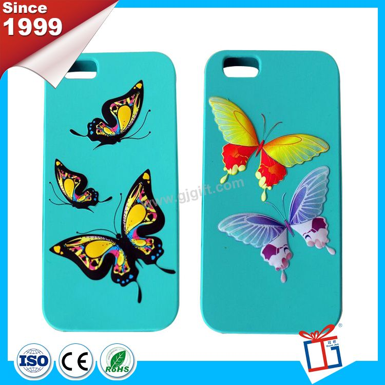 Factory price Stylish custom made bank silicone case