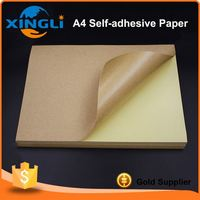 Cheap promotional sticker inkjet paper