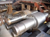 cold mill roll, forged steel roll, rolling mill roller.