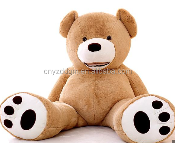 big size teddy bear /giant plush bear toy/ any size custom as you like 50cm 60cm 80cm 100cm 120cm 140cm 160cm 180cm 200cm 300cm