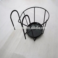 hot selling wrought iron decorative flower pot holder stands