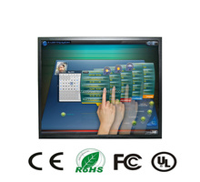 17'' samsung tft lcd touchscreen cctv lcd monitor