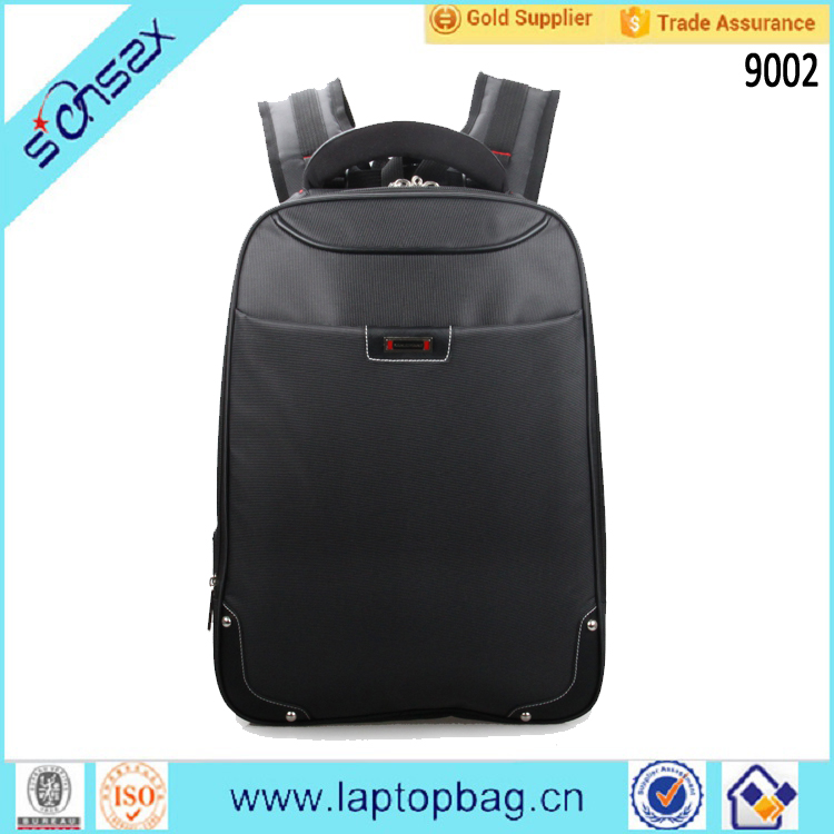 Fashion Business Laptop Bag Men 14 inch Waterproof Travel Backpack