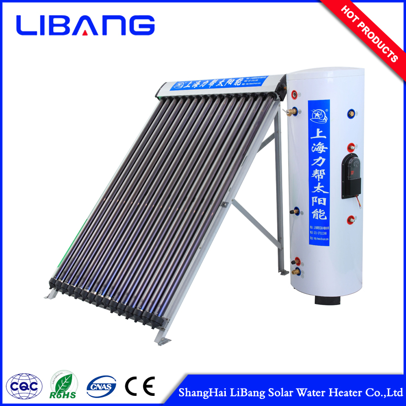 Best selling solar hot water heater vacuum tube collector