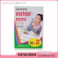 Fuji Fujifilm Instax Mini Twin Pack Film For 7s 8 25 50s 90 Polaroid Camera 20 films