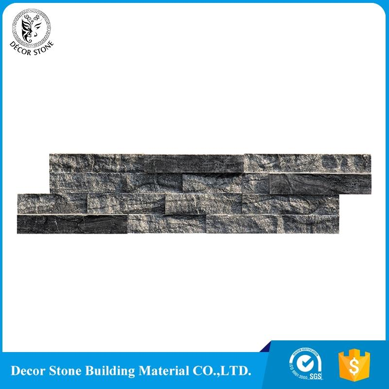 Chinese ancient wood vein marble ledge stone panel door thresholds With Promotional Price