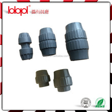 HDPE pipe plug and connector,Hdpe compression pipe fittings for water supply,irrigation