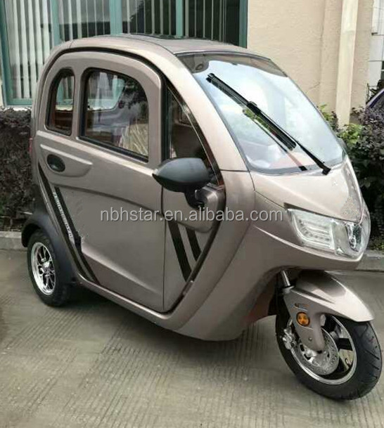 Hot sale auto electric Tricycle passenger electric trike