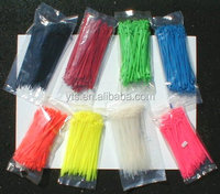 SGS certificated plastic cable wire cable tie