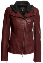 Motorbike Leather Jacket / Leather Garments in Pakistan Sialkot / Women Leather Jacket