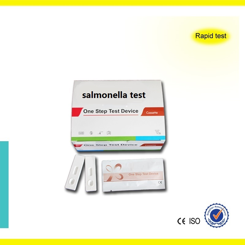 salmonella kit rapid test strip