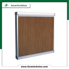 Farmtechsino wet wall evaporative cooling systems and pads