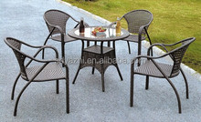 giant outdoor chess set in four chairs and table with 5mm clean glass table top for outdoor using