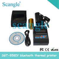 Recommended products from top supplier Portable Thermal Receipt Printer SGT-B58IV