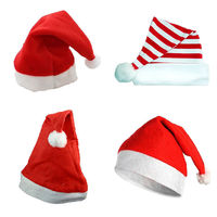 Funny Custom Blinking Christmas Elf Hat For Christmas Day