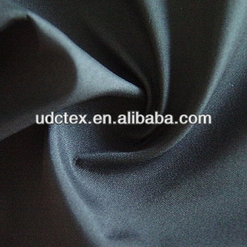 plain dyed polyester fabric/ 210T pongee