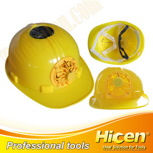Safety Helmet with Fan/ Solar Fan Helmet