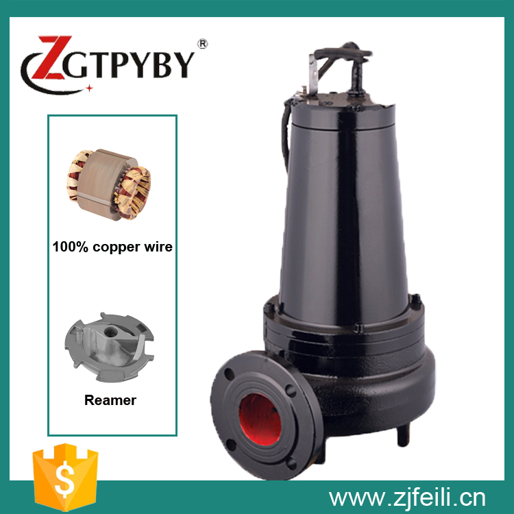 dirty water pumping pumps Solve Problems in 2 Days sewage grinder