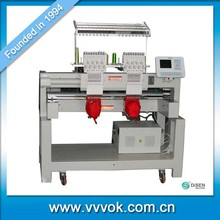 High precision sequence embroidery machine
