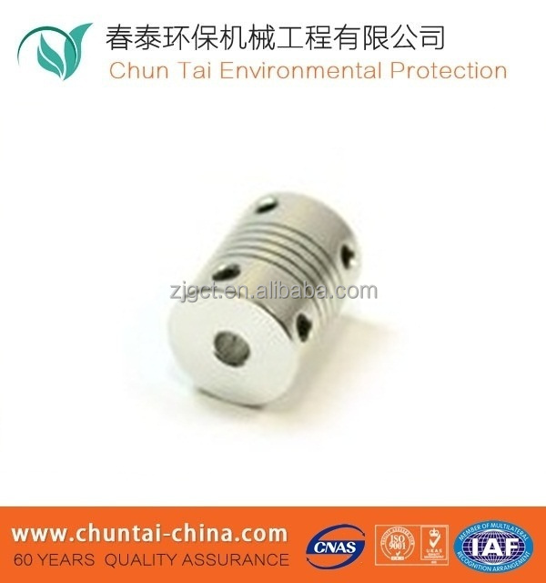 precision machining pipe shaft, Customized material shaft support