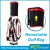 Top Selling branded folding travel golf bag for sale
