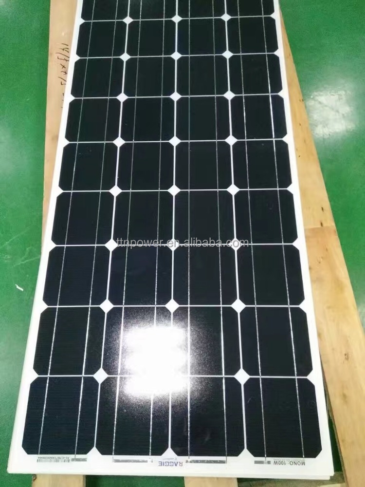 100w a mono solar panel <strong>price</strong> for home in pakistan