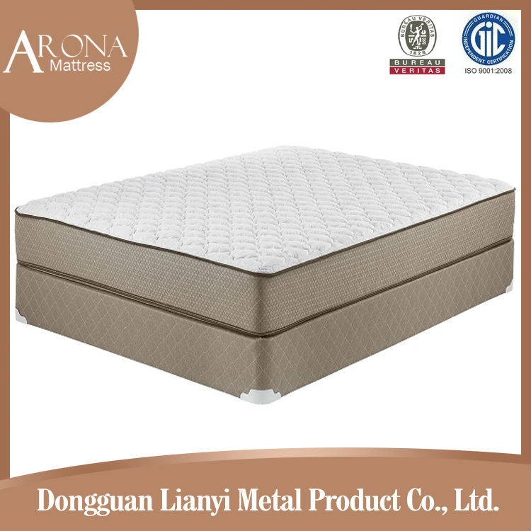 Cheap price and high quality full size quilted mattress royal mattress spring mattress
