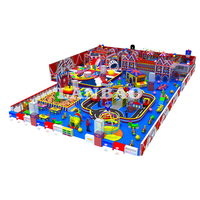 Efficient Logistic Service Indoor Playground For