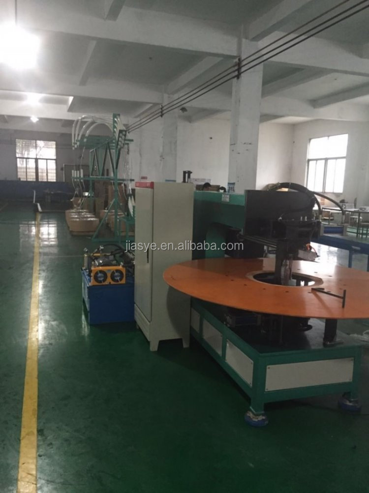 fin type condenser forming machine