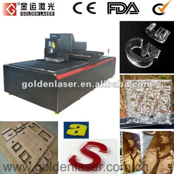 Large Format CO2 Laser Engraving Cutting Machine Price