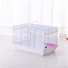 Metal wire commercial indoor farming cheap bunny cages