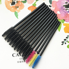Top Quality eyelash brush Eye Lashes Disposable Mascara Wand, Eyelash Extension Brush