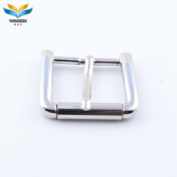 cheap new style metal hat buckle manufacturer