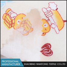 Top price custom soft breathable printing fabric service
