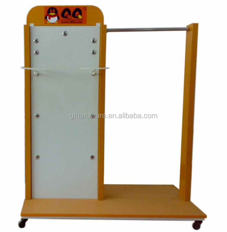 Bag store fixtures display stand hand bags display racks